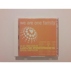 Love Parade - We Are One Family