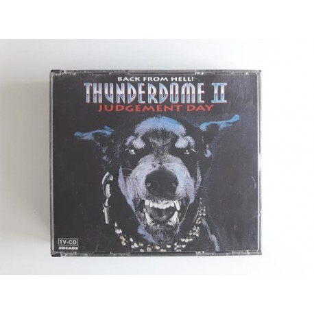 Thunderdome II - Back From Hell! - Judgement Day