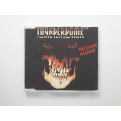 Thunderdome - The F**ckin' Megamix - Limited Edition Remix / TR 028/CD