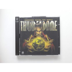 Thunderdome - Hardcore Rules The World / SMM 494660 2 / colored inner side of rear cover
