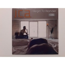 J.C.A. ‎– I Begin To Wonder (Schaffhauser Remix)
