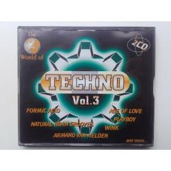 The World Of Techno Vol. 3