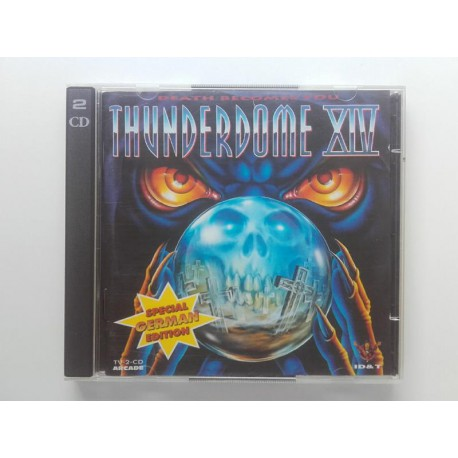 Thunderdome XIV - Death Becomes You (Special German Edition)