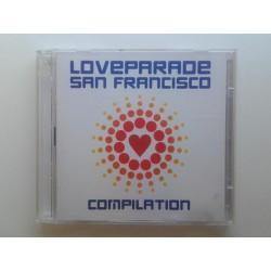 Loveparade San Francisco Compilation