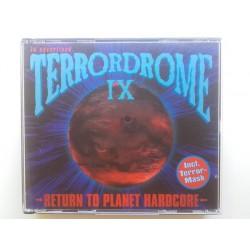 Terrordrome IX - Return To Planet Hardcore