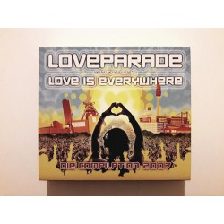 Loveparade - Metropole Ruhr 2007-2011: Love Is Everywhere - Die Compilation 2007