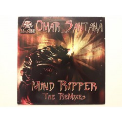 Omar Santana ‎– Mind Ripper (The Remixes)