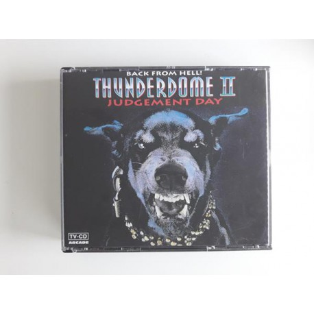 Thunderdome II - Back From Hell! - Judgement Day / 01.8320.6 / The Prophet