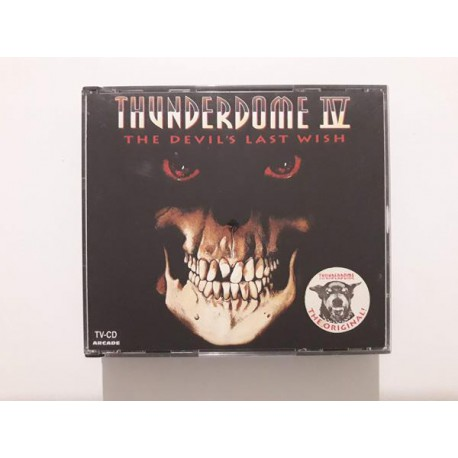 Thunderdome IV - The Devil's Last Wish / 9902176 / Sonopress