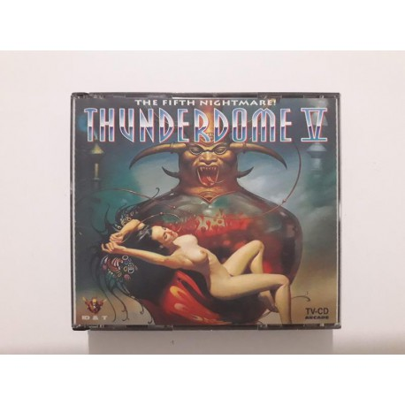 Thunderdome V - The Fifth Nightmare!