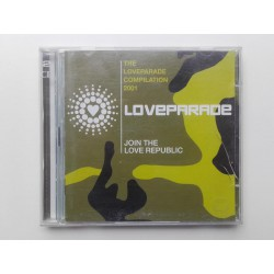 The Loveparade Compilation 2001 - Join The Love Republic