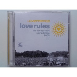 Loveparade Compilation 2003: Love Rules