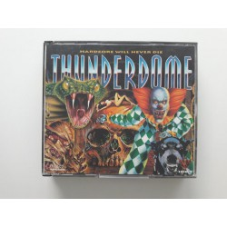 "Thunderdome ""The Best Of"" - Hardcore Will Never Die / 9902278 / Misprint"