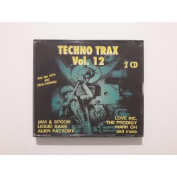 Techno Trax Vol. 12