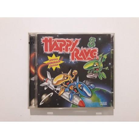 Happy Rave 8 (Special German Edition)