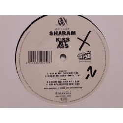Sharam ‎– Kiss My Ass
