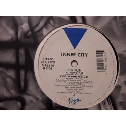Inner City ‎– Big Fun