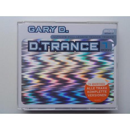 Gary D. – D.Trance 1/2001