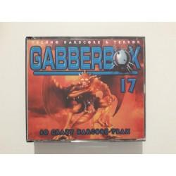 Gabberbox 17 - 60 Crazy Harcore Trax
