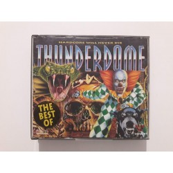 "Thunderdome ""The Best Of"" - Hardcore Will Never Die / 9902278"