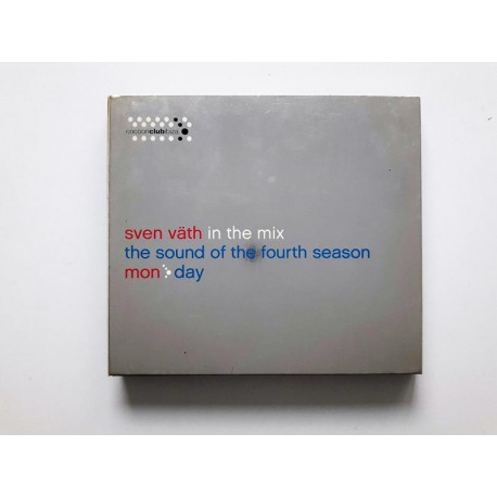 Sven Väth ‎– In The Mix - The Sound Of The Fourth Season