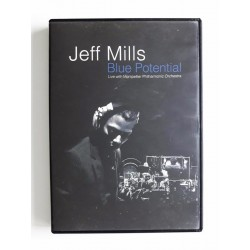 Jeff Mills ‎– Blue Potential - Live With Montpellier Philharmonic Orchestra