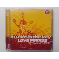 Music Is The Key - Love Parade  The '99 Compilation