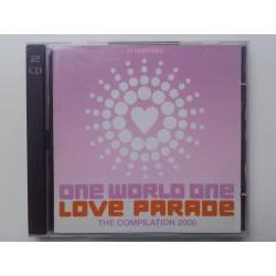 One World One Love Parade - The Compilation 2000