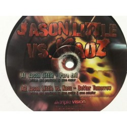 Jason Little vs. Kaoz ‎– Jason's Mask Vol.4