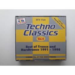 Techno Classics Vol.4 - Best Of Trance And Hardtrance 1991 - 1998