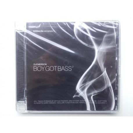 Kiddaz.FM Mix Series 006 : DJ Emerson - Boy Got Bass