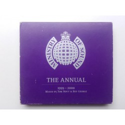 Ministry Of Sound - The Annual - 1999-2000