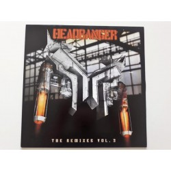 Headbanger ‎– The Remixes Vol. 3