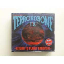 Terrordrome IX - Return To Planet Hardcore (CD + CD-Extra)