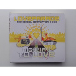 Loveparade - The Official Compilation 2008: Highway To Love