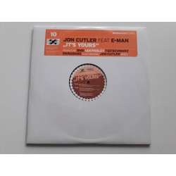 Jon Cutler Feat E-Man ‎– It's Yours