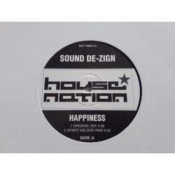 Sound De-Zign – Happiness