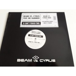 Beam Vs. Cyrus Feat. MC Hammer ‎– U Can't Touch This