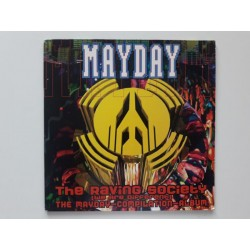 Mayday - The Raving Society (We Are Different) - The Mayday Compilation Album (2x LP)