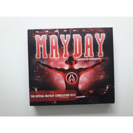 Mayday - Made In Germany - The Official Mayday Compilation 2012