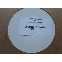 PVD vs. York ‎– Angels In York EP