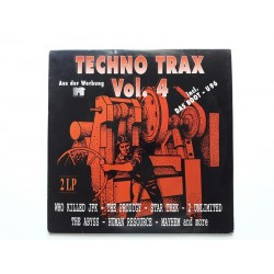 Techno Trax Vol. 4