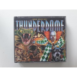 "Thunderdome ""The Best Of"" / 9902278 / Misprint"