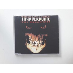 Thunderdome - The Megamixes / TR 028CD / Theissen Areal artwork