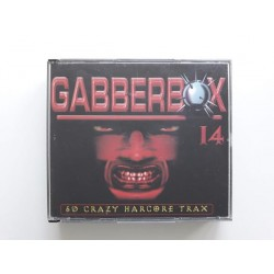 Gabberbox 14 - 60 Crazy Harcore Trax