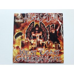 Angels Of Death ‎– West Coast Gabber Kore