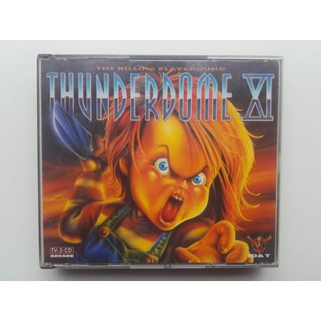 Thunderdome XI - The Killing Playground