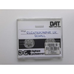Elektrochemie LK – Schall