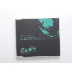 Tom De Luxe Pres. Waterhouse ‎– Ma' Definition Of House EP