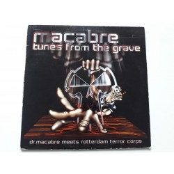 Dr.Macabre Meets Rotterdam Terror Corps – Tunes From The Grave